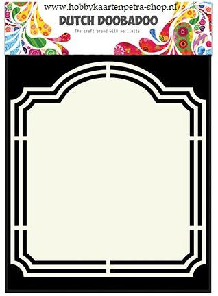Dutch Shape Art Shape Art Frame 470.713.146