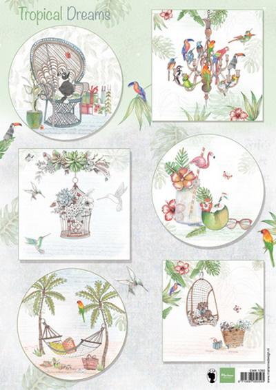 EWK1260 Els tropical dreams