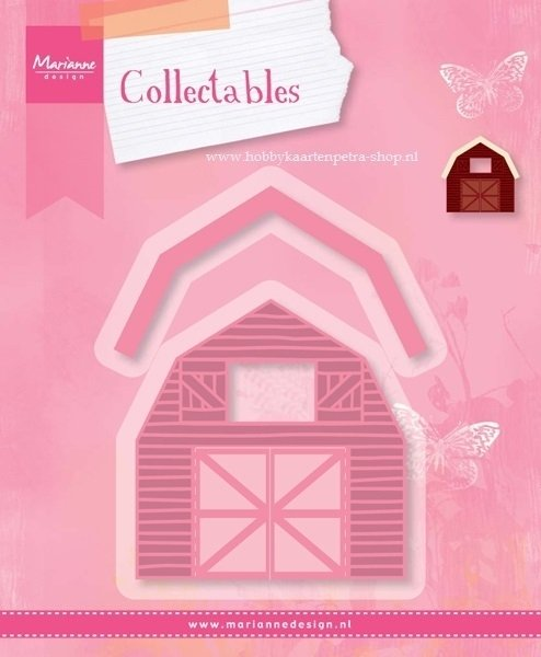 Collectables COL1406 Barn