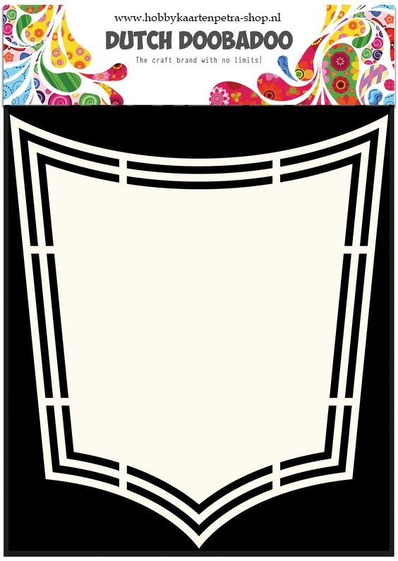 Dutch Shape Art Shield 470.713.158