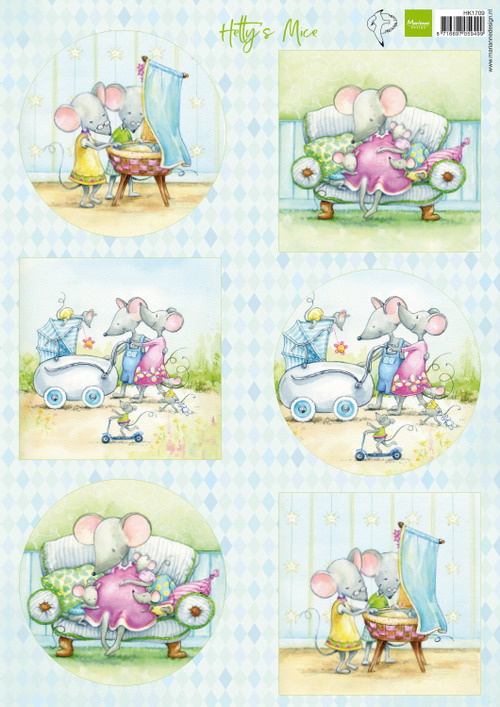 HK1709 - Hetty's mice baby
