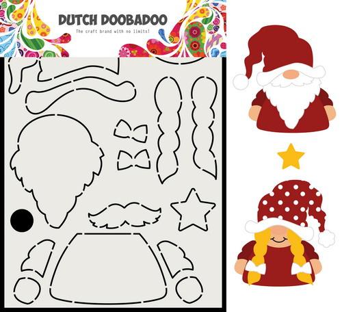 Dutch Card Art Built up Gnome 70.713.815