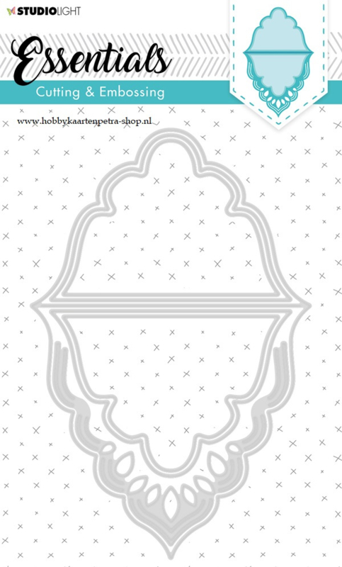 Embossing Die Cut - Essentials nr. 301
