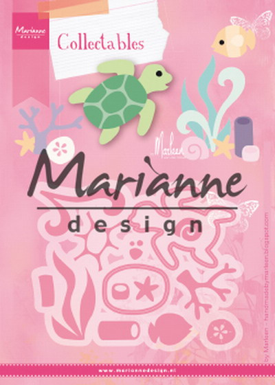 Collectables COL1468 Sealife by Marleen
