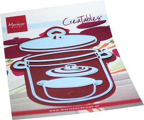 Creatables  LR0705 Cooking pots