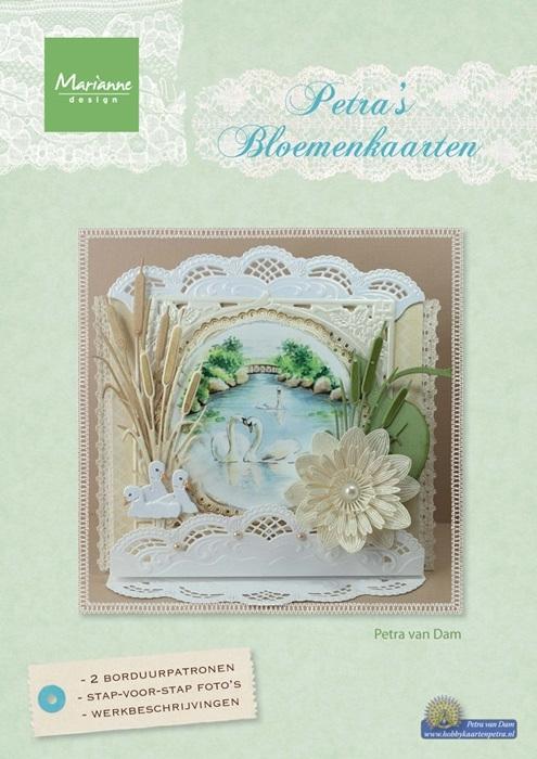 Petra's Bloemenkaarten BR1405