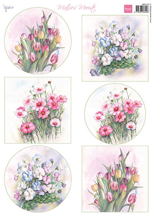 MB0193 Mattie's mooiste Floral Spring
