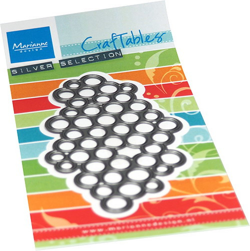 Craftables CR1534  Art texture Dots