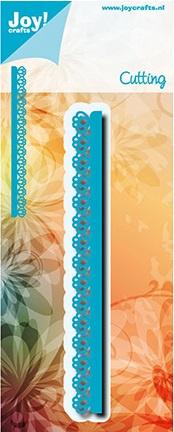 Joy Crafts Noor - Border blauw 6002/1285