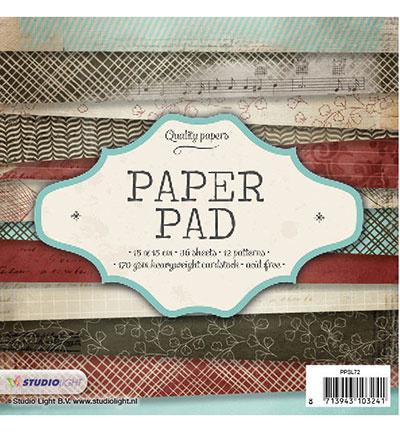 Studio Light paper pad patronen PPSL72