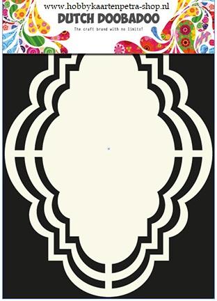 Dutch  Shape Art Label Romantic 470.713.110