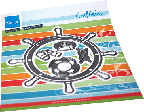 Craftables CR1554  Ship Wheel