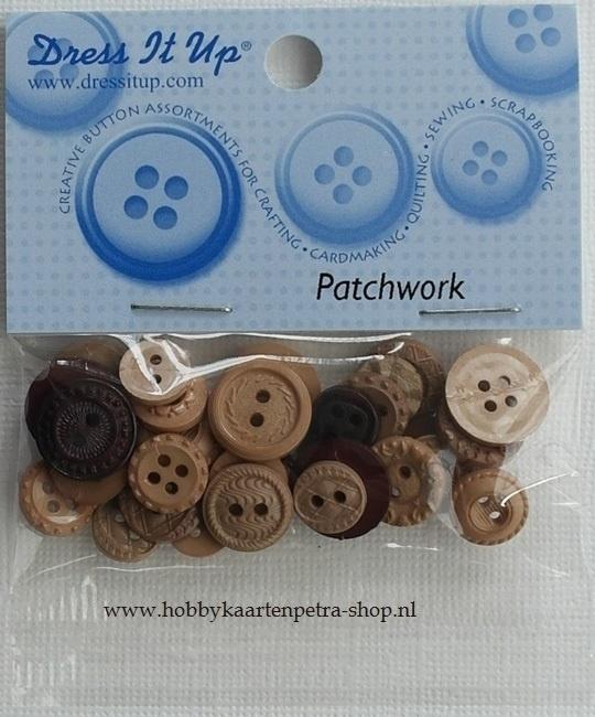 Dress It Up Patchwork 6479