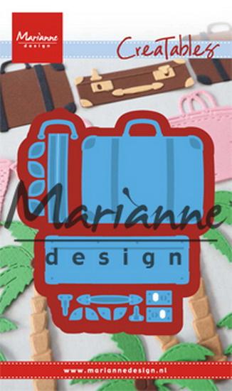 Creatables LR0542 suitcase