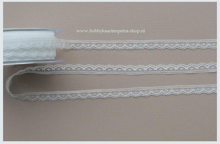 Artikel K1057 Lace ivory 10mm