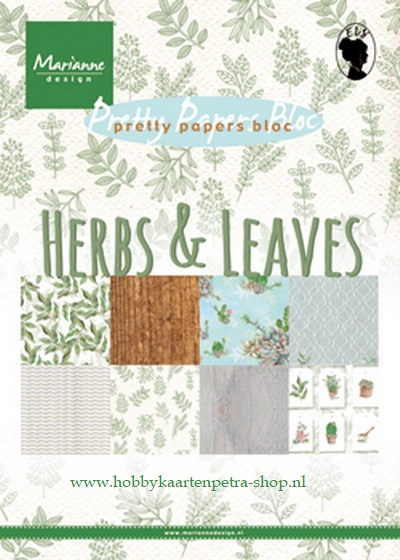 Herbs & leaves PK9152