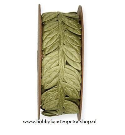 KH1012 Leaves Green 23mm