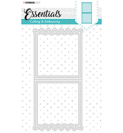 Embossing Die Cut - Essentials nr. 265
