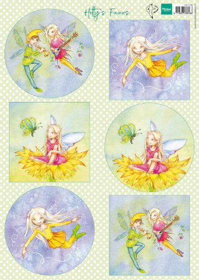 HK1706 Hetty's Fairies
