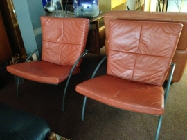 Vintage design Harvink Uncle Sam Lounge chairs