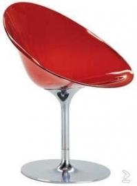 Kartell Ero/S/ Swivel chair Philip Starck