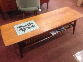 Vintage Louis van Teeffelen coffee table for Webe