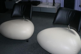 Design Leolux Pallone chairs