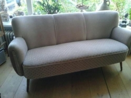Jaren 50 Cocktail sofa vintage