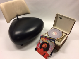 Vintage design Leolux Pallone chairs