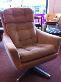 Vintage Rohe Noordwolde fauteuil jaren 70 design