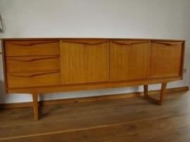 Prachtig mid-century sideboard/credenza McIntosh Schotland