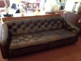 Design vintage Artifort geoffrey Harcourt sofa