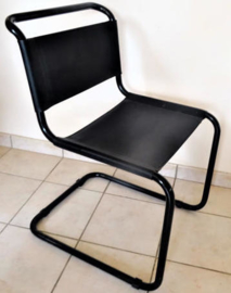 Vintage design Mart Stam Cantilever stoelen Fasem Italy