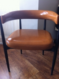 Fraai mid-century office chair / Nice mid-century vintage office chair