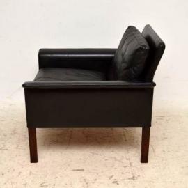 Vintage club chair Hans Olsen model 500 Glostrup