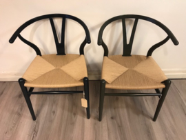 Vintage design Hans Wegner CH24 wishbone chair(s)