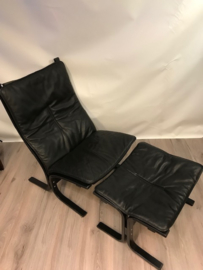 Vintage design Ingmar Relling siesta high back lounge set