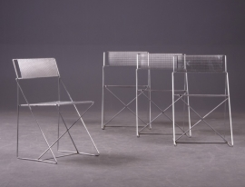 Nuova X-line chairs Italy