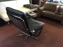 Vintage jaren 60 lounge chair