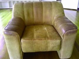 Vintage 1970 de Sede lounge chair DS-44