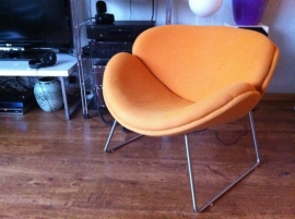 Pierre Paulin Orange Slice special edition
