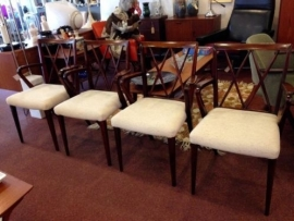 Retro A.A. Patijn Poly-Z chairs Pastoe