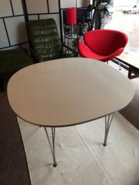 Design Arne Jacobsen, Bruno Mathsson and Piet Hein dining table