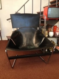 Vintage Pierre Paulin F 444 lounge chair for Artifort