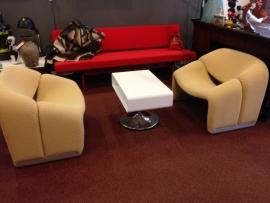 Design Artifort M-chair Groovy by Pierre Paulin