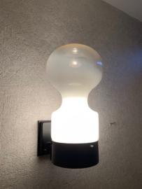 Vintage design Raak dauwdruppel zandloper wandlamp