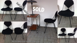 Eames biikini wire chairs Vitra