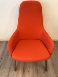 Showroommodel Normann Copenhagen Era high back chair