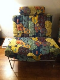 Prachtige Leolux Volare lounge chairs 2x