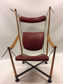 Rare Peter Opsvik Norway Reflex 2 lounge chair